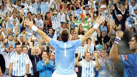 Equipo argentino hace historia al ganar por primera vez Copa Davis — Tenis