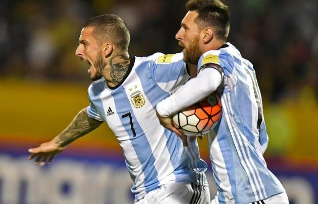 Mensaje de Messi tras clasificar al Mundial Rusia 2018