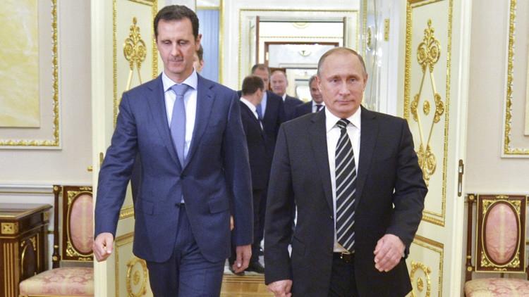 Putin ve una