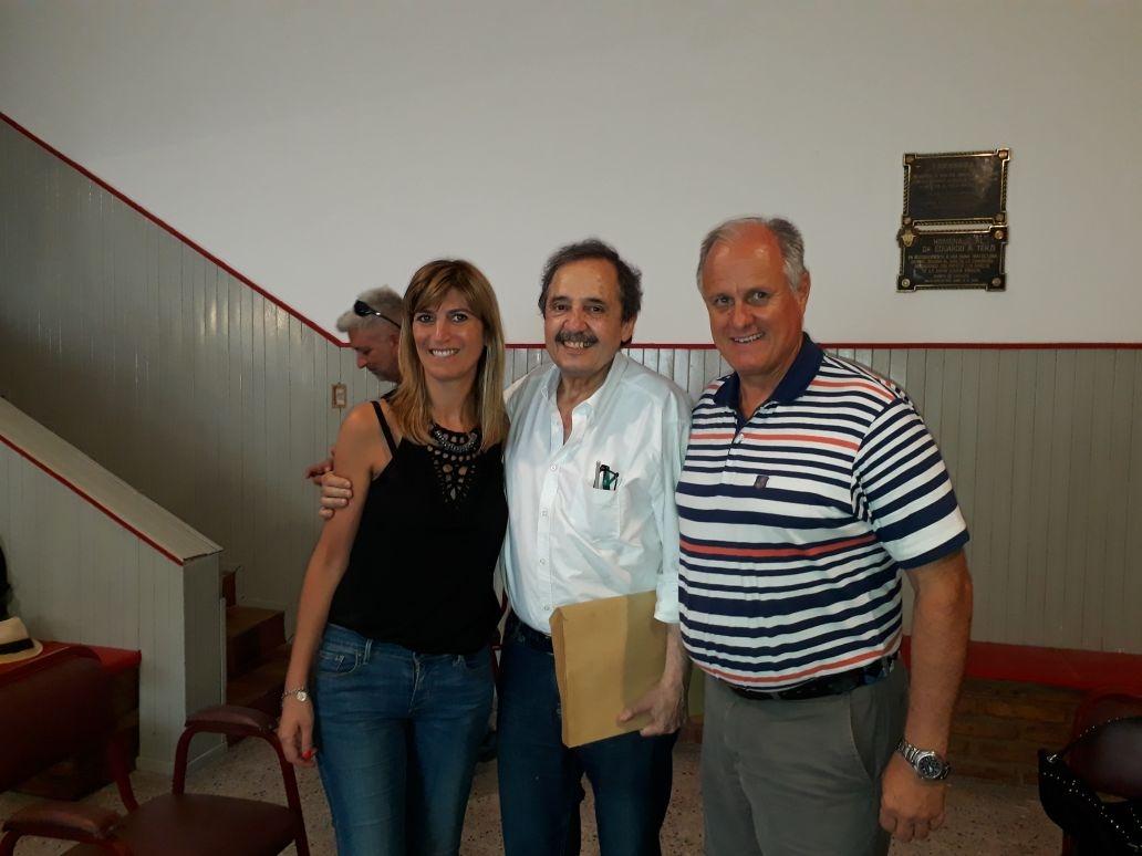 Cornejo es el nuevo titular del Comité Nacional de la UCR