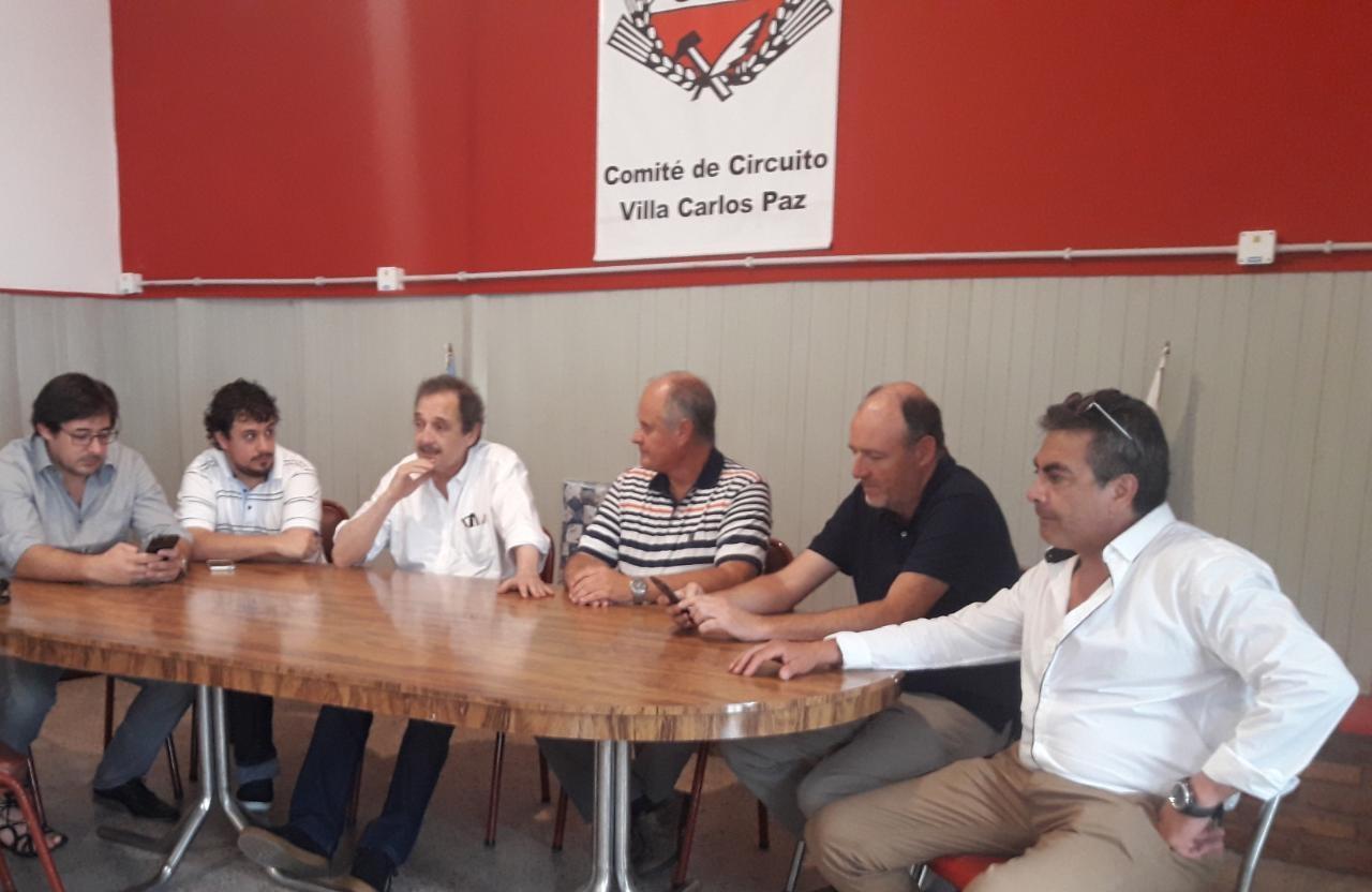 Cornejo fue elegido presidente de la UCR