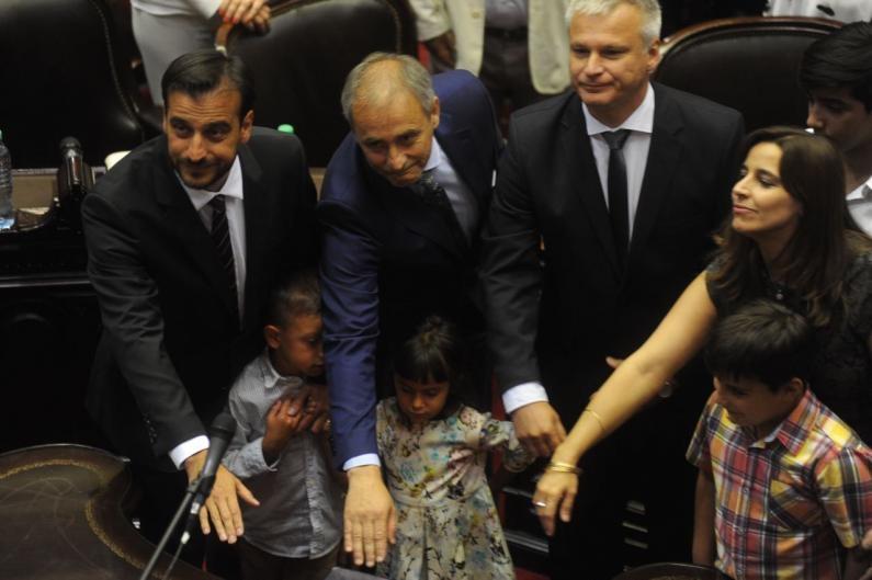 Así votaron los diputados chaqueños — Reforma Previsional
