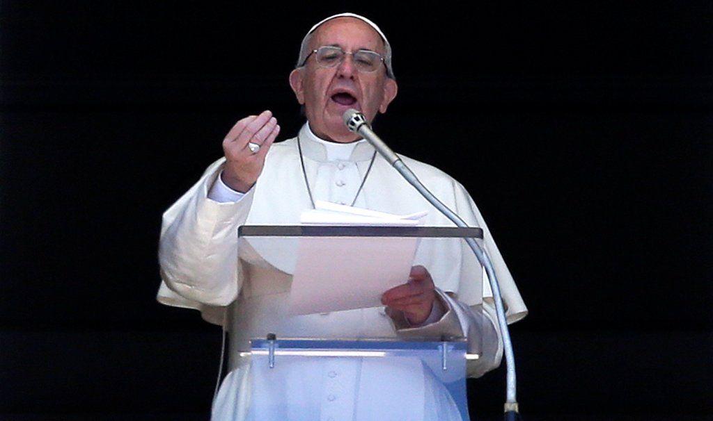 Para TemerUn mensaje del Papa