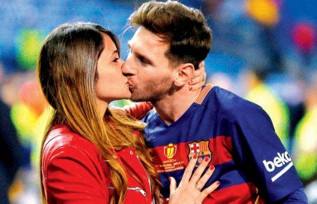 ¿Pelearon Shakira y la esposa de Messi por un chorizo?