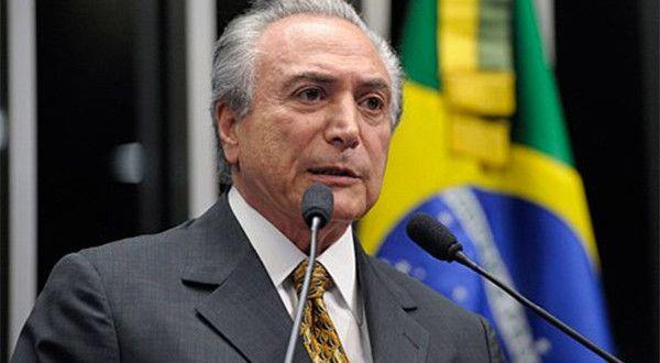 Postergan audiencia sobre investigación contra Temer en Brasil