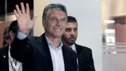El presidente Macri visita la provincia de Corrientes