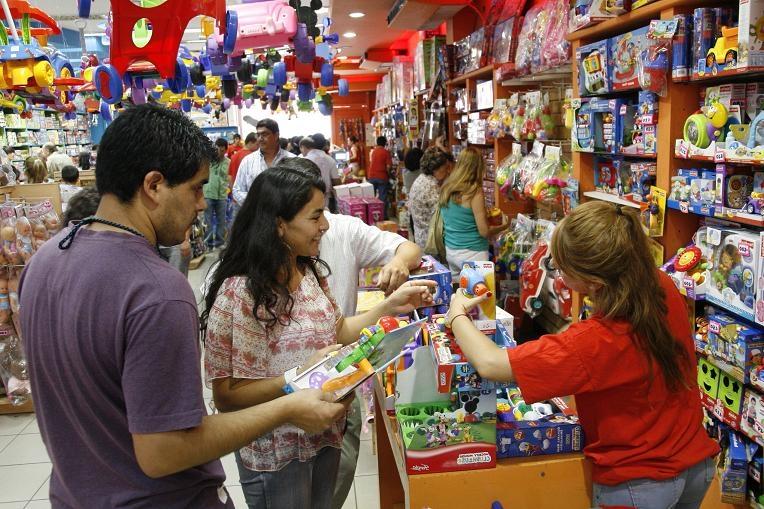 Venderán juguetes con el Plan Ahora 3 — Día del Niño