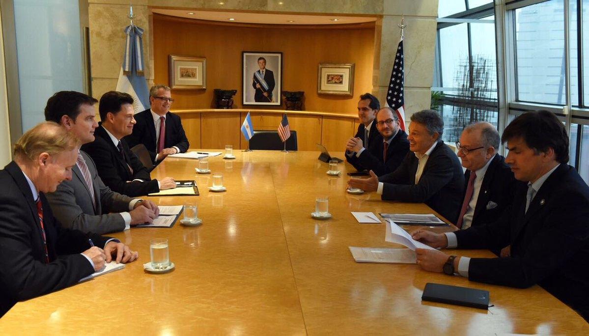 Argentina y EEUU buscan llegar a un acuerdo por el biodiésel