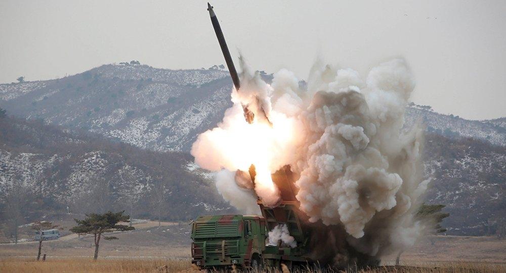 El diálogo no es la respuesta a amenaza de Norcorea: Trump