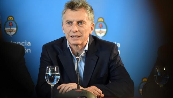 Macri en Santiago del Estero: