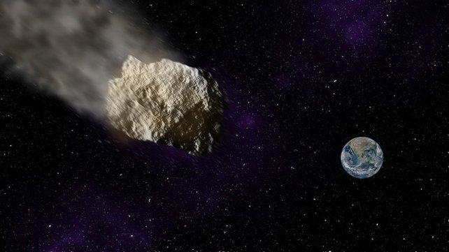 Un asteroide de 40 metros de diámetro vuela hacia la Tierra