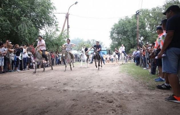 Se realizó en Córdoba el Rally Mundial de Burros