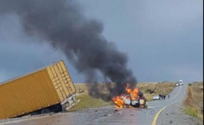 Una familia argentina murió en un terrible accidente cerca de Punta Arenas