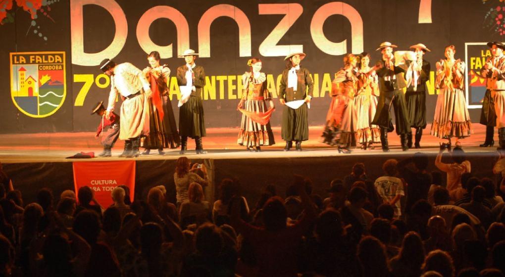 9ae331e02 Comienza el 15° Festival Internacional de la Danza La Falda 2018 ...