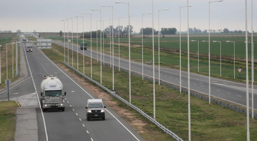 Murió una familia entera en autopista Rosario-Córdoba