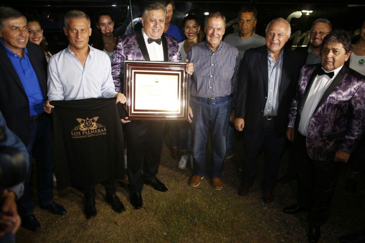 Los Palmeras brillaron en Villa Carlos Paz