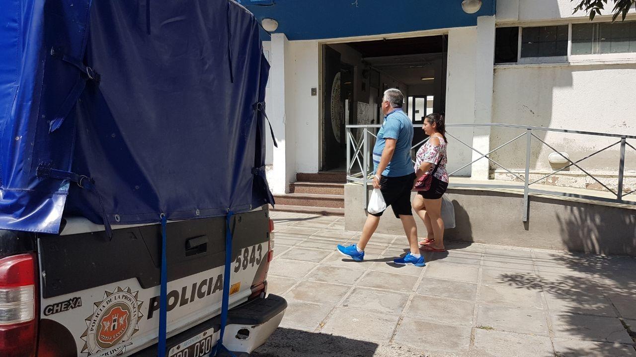Miriam Lanzoni quedó detenida tras una fuerte discusión — Carlos Paz