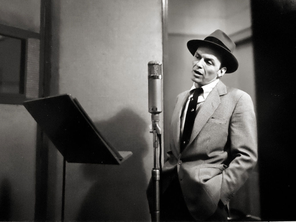 Se cumplen 20 años sin 'La Voz — Frank Sinatra