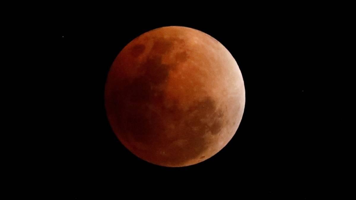 ¿Qué debo saber sobre el Eclipse total de Luna?