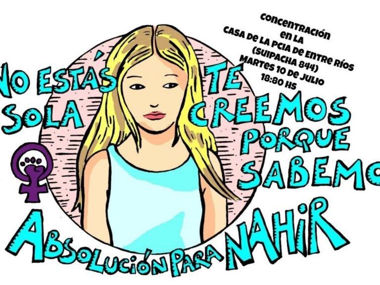 Desconocen quién filtró un video íntimo de Nahir Galarza y Fernando Pastorizzo