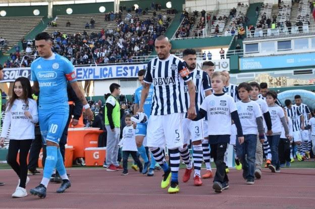 Talleres y Belgrano juegan el Clásico Cordobés