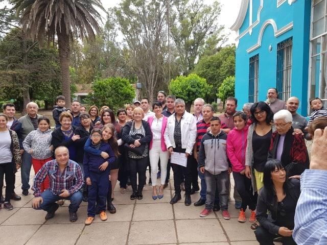 Proclamaron a las autoridades electas de la comuna de San Roque - El Diario de Carlos Paz