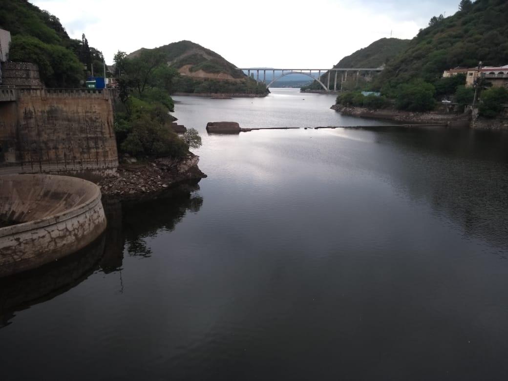 ¿Cómo está el lago San Roque tras las últimas lluvias? - El Diario de Carlos Paz