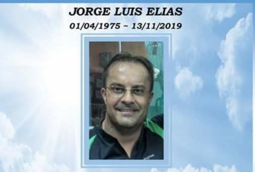 Dolor por la muerte del comerciante Jorge Luis Elías - El Diario de Carlos Paz