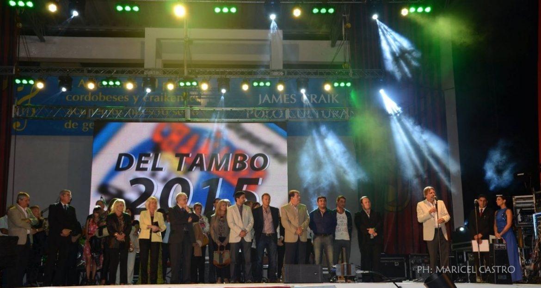 Comenzó la Fiesta Nacional del Tambo en Jaimes Craik - El Diario de Carlos Paz