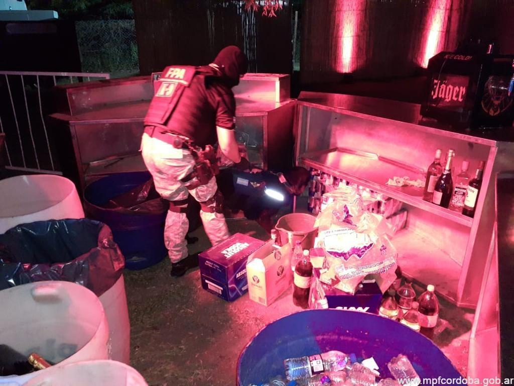 Secuestraron drogas durante una fiesta electrónica en San Roque - El Diario de Carlos Paz