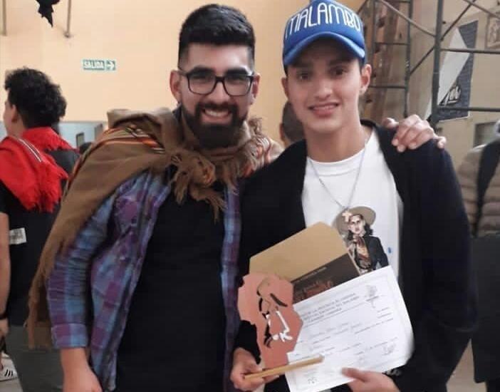 Alan Chocobar logró el Campeonato Provincial Juvenil de Malambo - El Diario de Carlos Paz
