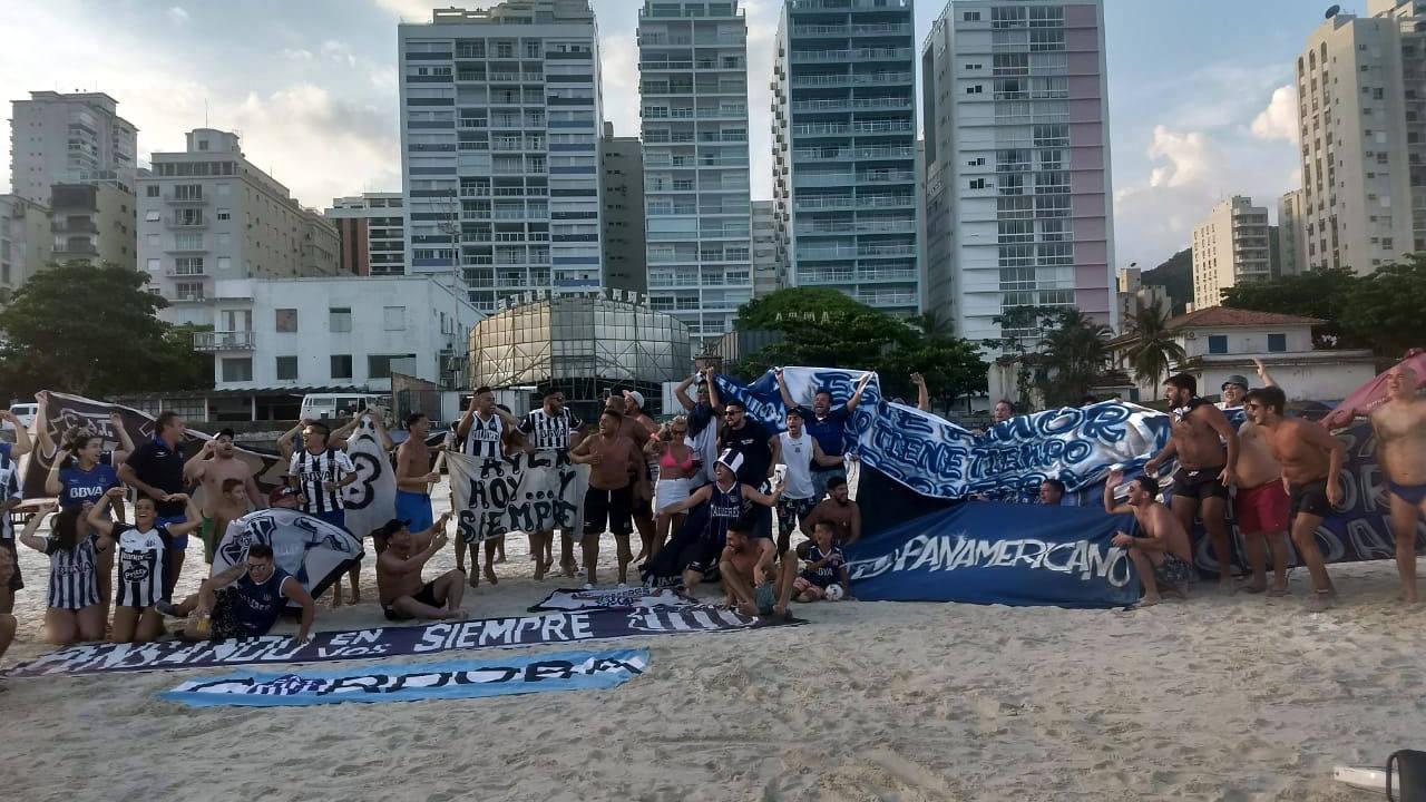 Talleres hizo historia en Brasil — Copa Libertadores