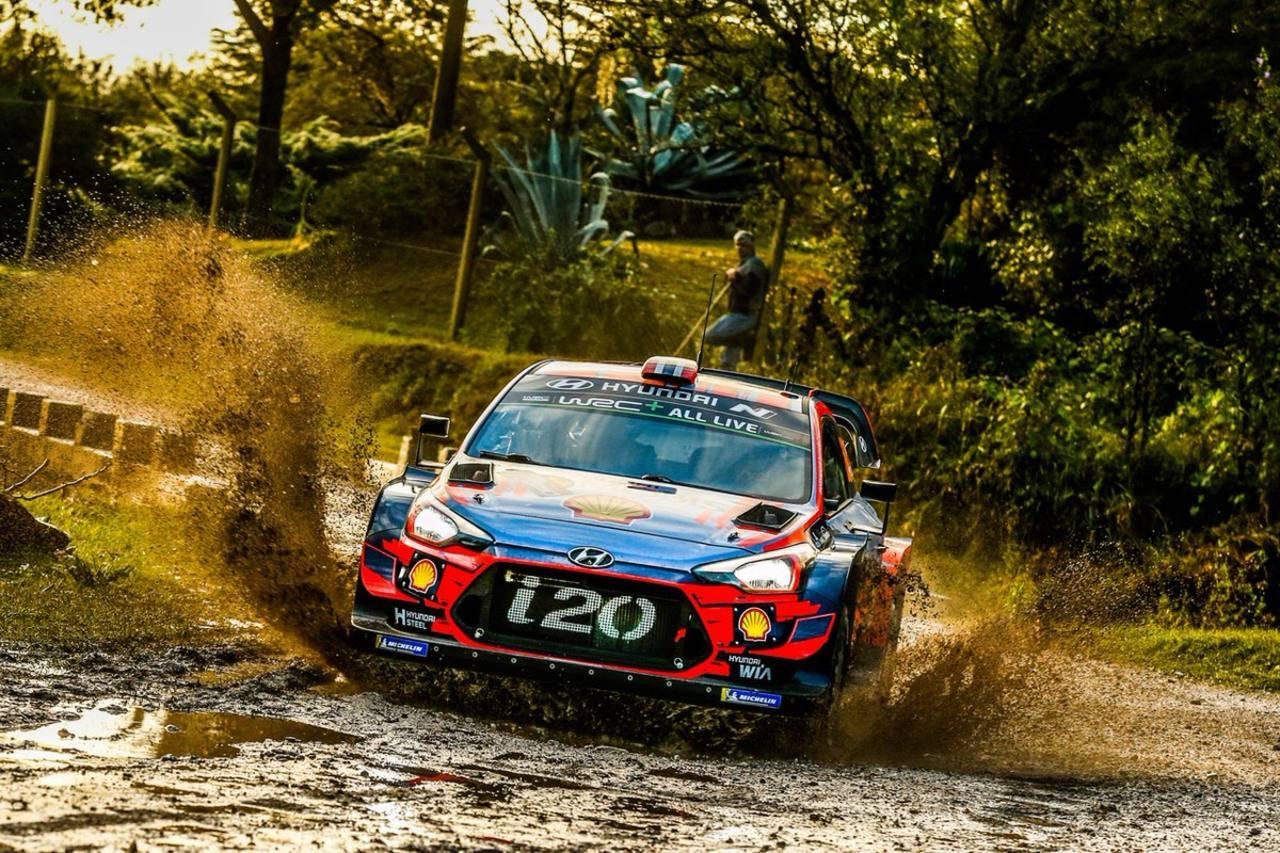 El belga Neuville se quedó con el Rally de Argentina
