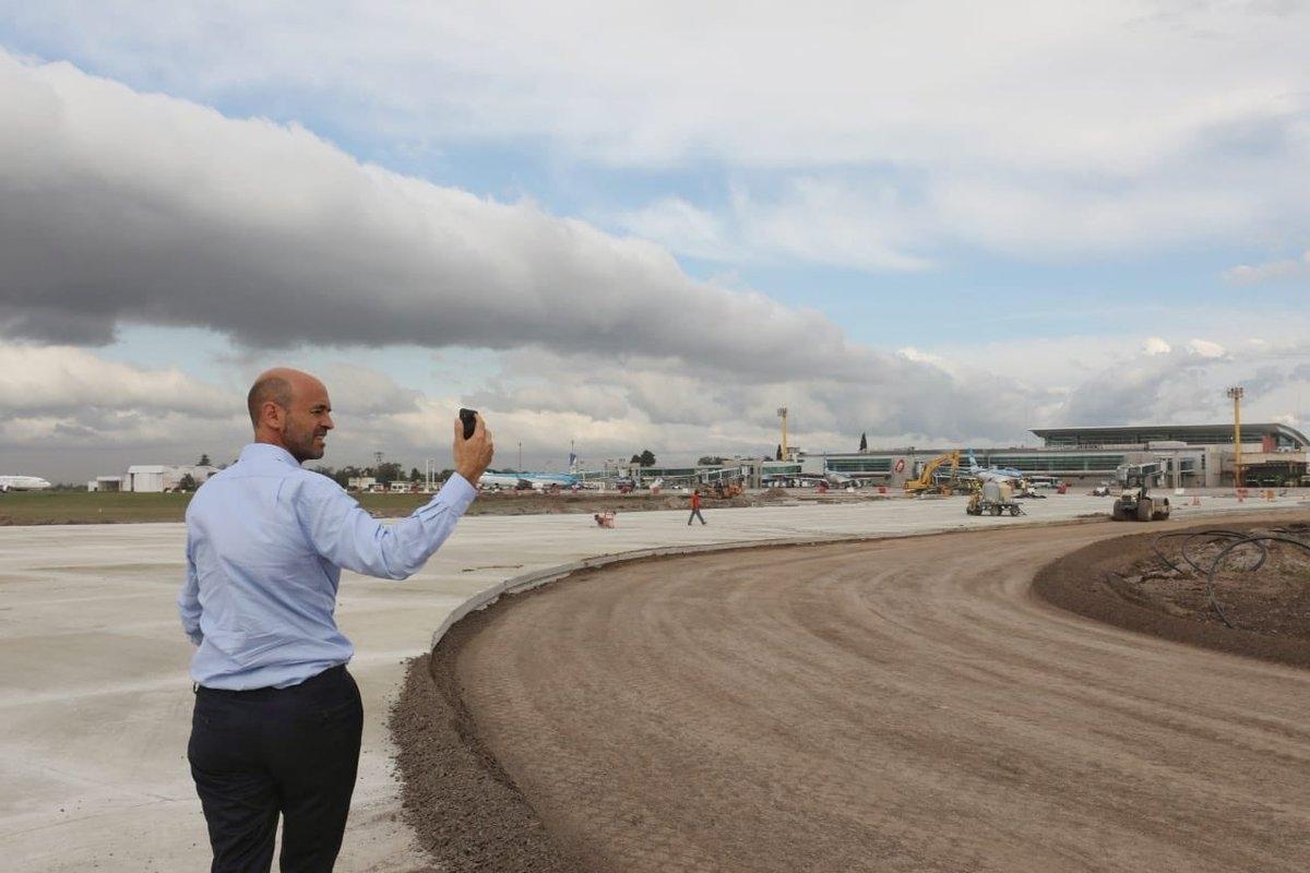 Resultado de imagen para El aeropuerto de Córdoba tendrá su pista renovada en mayo