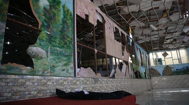 El Estado Islámico se adjudicó feroz ataque con bombas