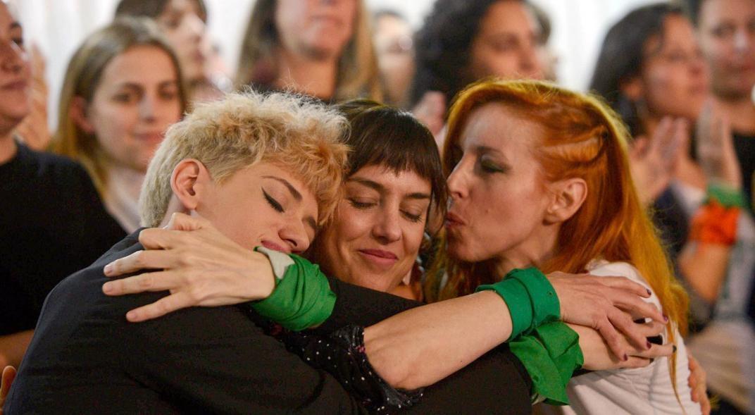 Acoso sexual: Quien es el ex directivo denunciado por Actrices Argentinas