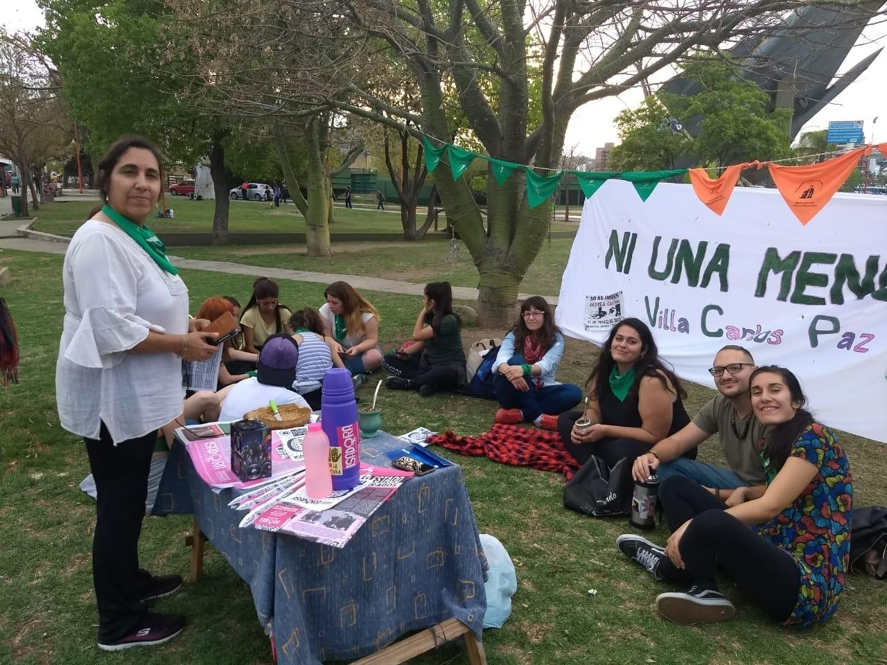 Este sábado se concentran en Paraná para pedir por despenalización del aborto