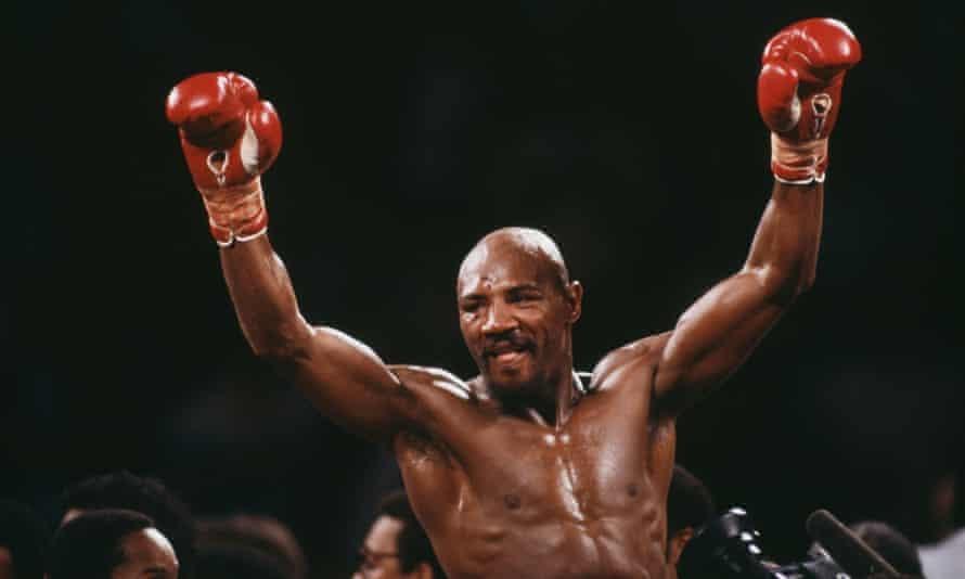 Murió el gran boxeador Marvin