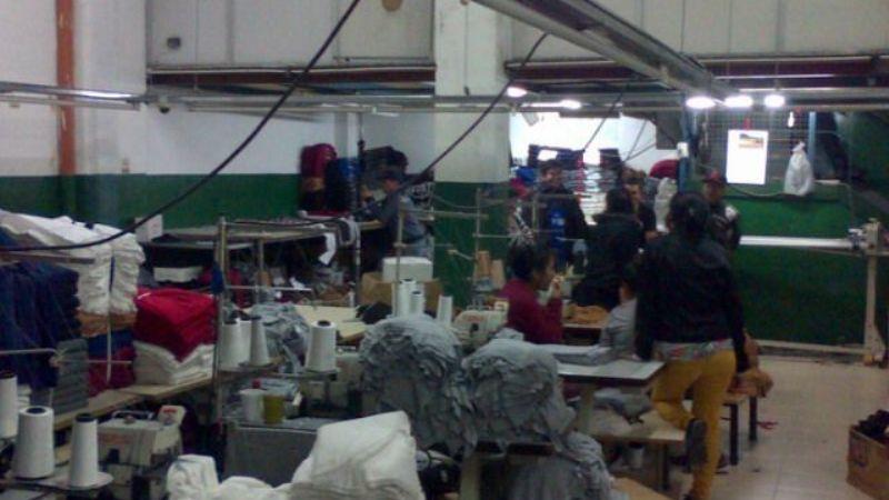 AFIP clausuró talleres textiles clandestinos en Buenos Aires - El ... 9bfd6e4a1de81