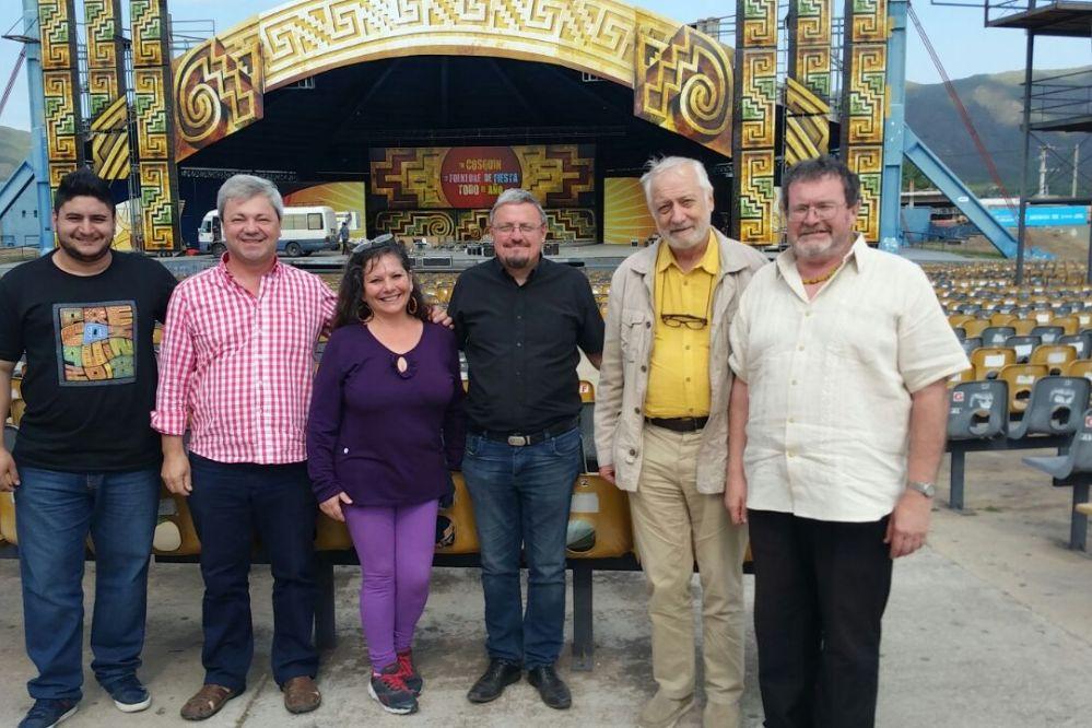 El festival de Cosquin será difundido en España