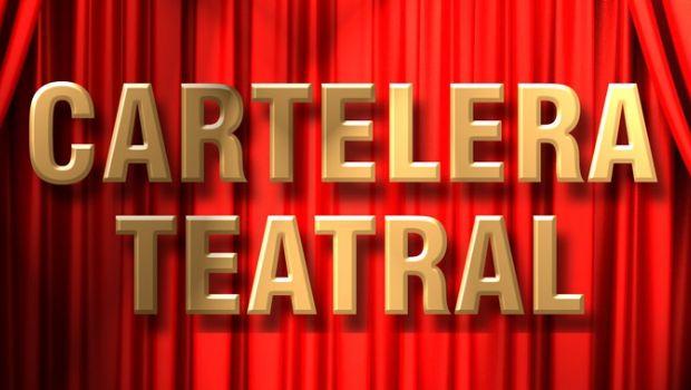 Cartelera Teatral