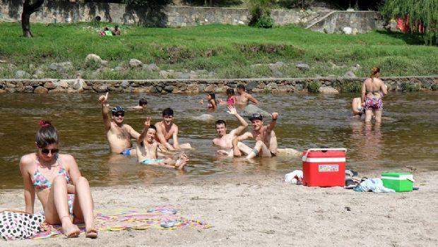 En Carlos Paz, esperan superar el afluente turístico del último verano
