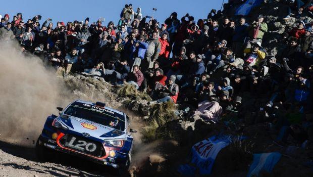 Se conoció el recorrido del Rally Mundial, la premiación será en Carlos Paz
