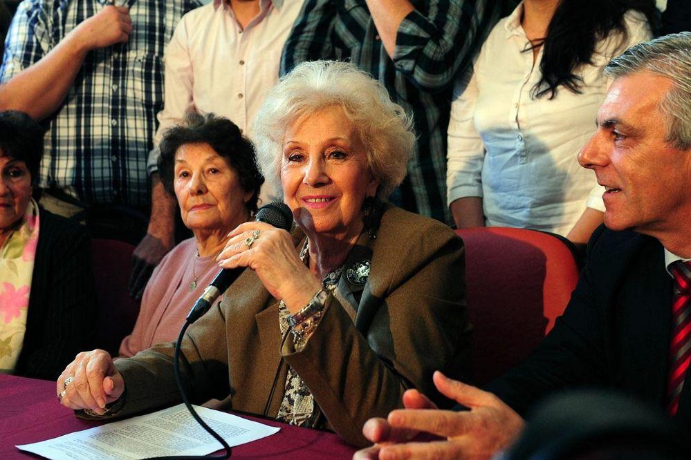 ¡Gran noticia!: Abuelas anunció la recuperación de la nieta 127