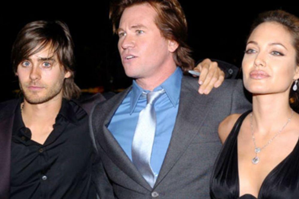 Angelina Jolie ya encontró nuevo amor
