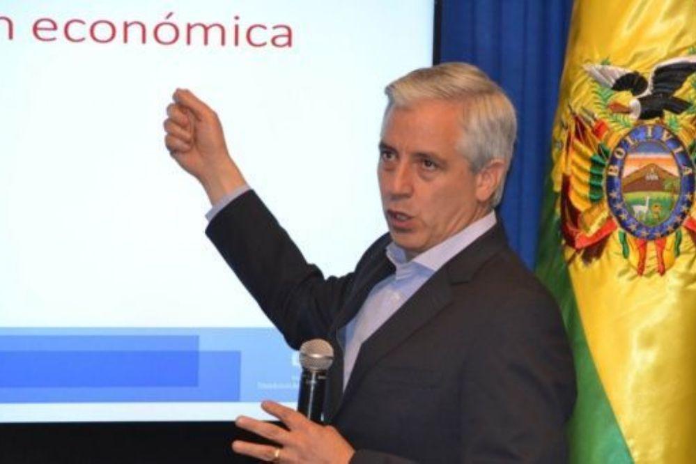 """Para el vicepresidente de Bolivia, """"El mar es parte de la identidad de Bolivia"""""""