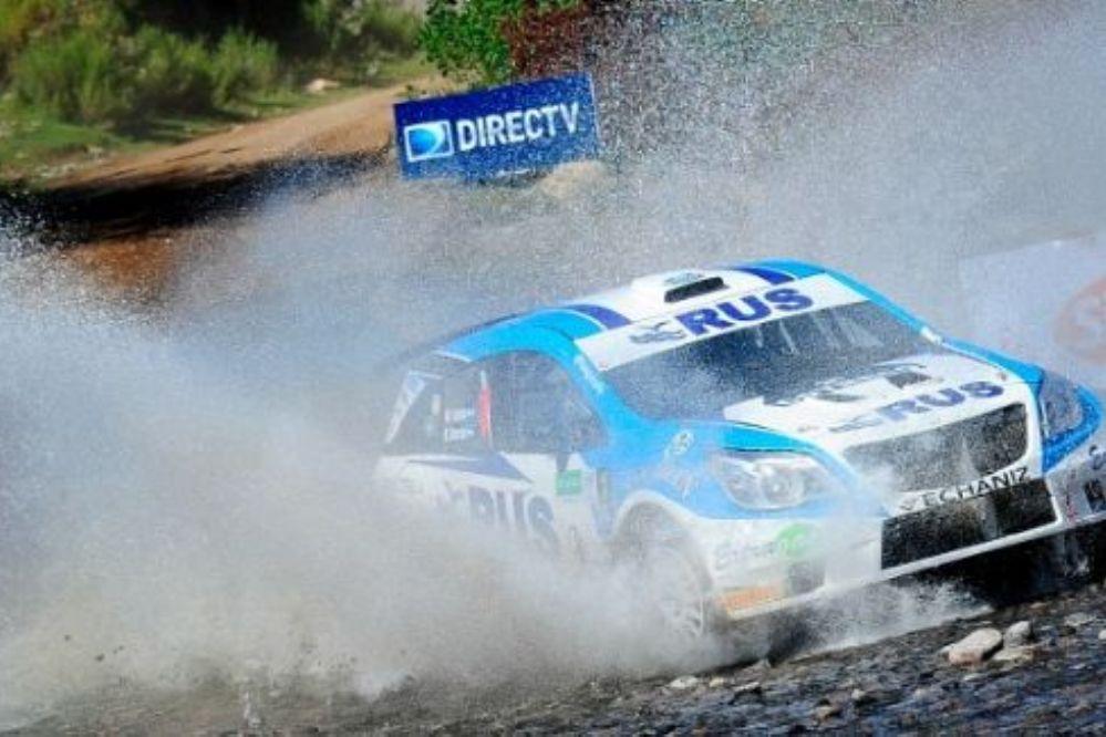 Rally Argentino: Ligato y García festejaron en Tucumán