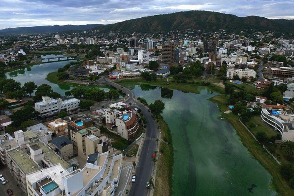 Carlos Paz, una ciudad donde no se puede respirar