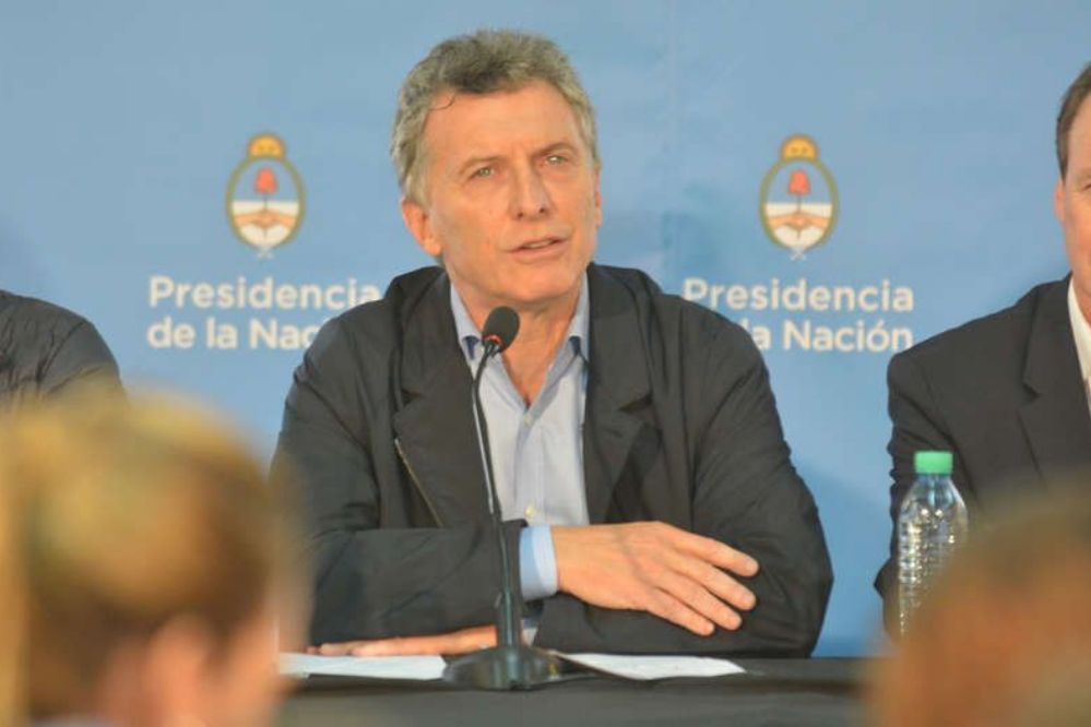 El presidente Macri ratificó que no habrá paritaria nacional docente