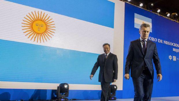 Macri remarcó que serán muy bienvenidas las empresas chinas que quieran participar de licitaciones